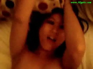 Hot Korean Teen Takes First..
